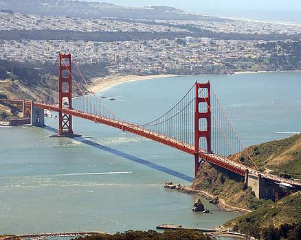 Daniel Furon - The Golden Gate Bridge - San Francisco