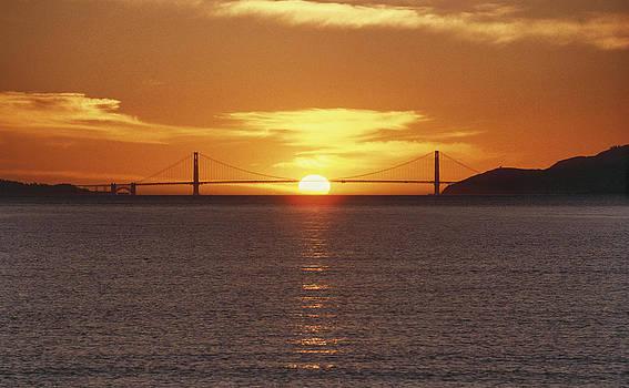 Daniel Furon - The Golden Gate