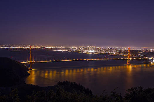 The Golden Gate by Luca Diana