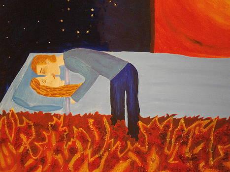 The GoodSleep Kiss by Tania  Katzouraki
