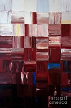 The Goss - Red by Shiela Gosselin
