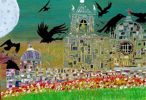 The graveyard  by Tyler Schmeling