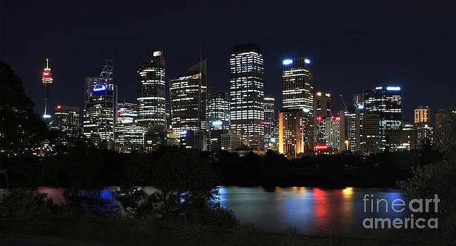 The Great City of Sydney by Tatjana Popovska