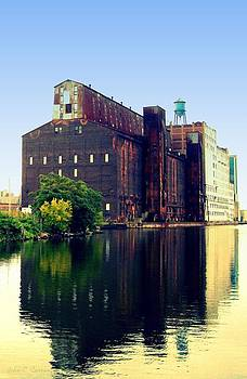 The Great Northern Elevator by John Carncross