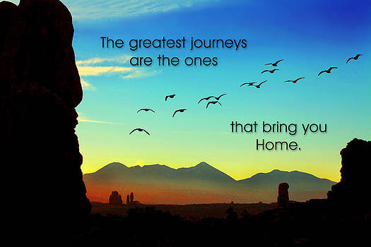 The Greatest Journeys by Mike Flynn