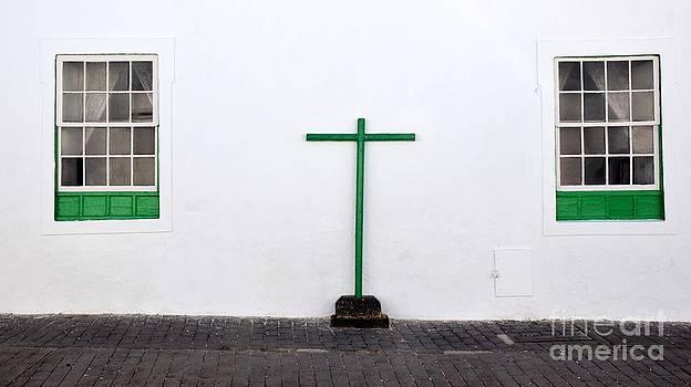 Joe Cashin - The Green Cross