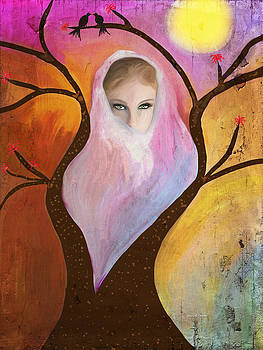 Angela A Stanton - The Green Eyes of the Coral Tree