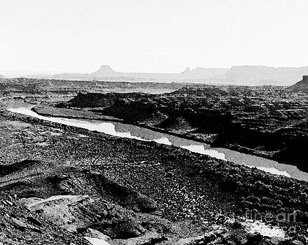 The Green River  by Juls Adams