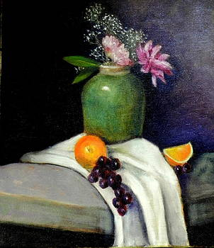 The Green Vase by Lenore Gaudet