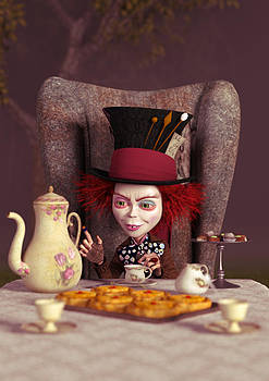 Liam Liberty - The Hatter -  A Mad Tea Party