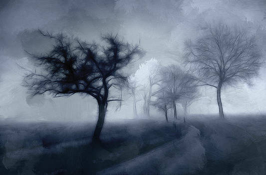 Steve K - The haunted Road