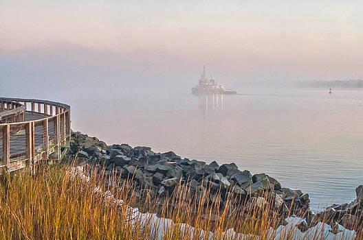The Haze by Donnie Smith