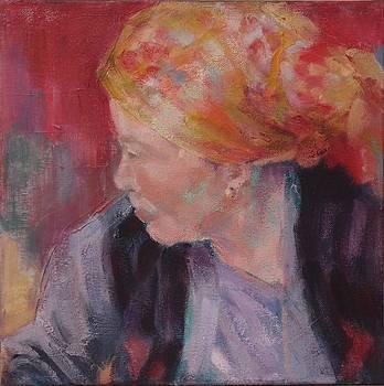 The Headscarf by Pamela Rubinstein