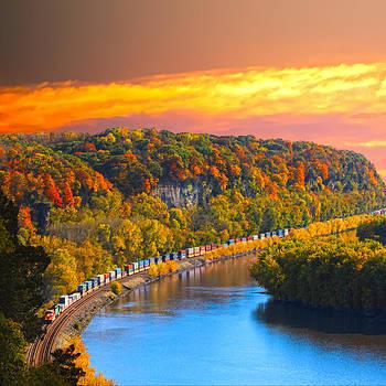 Randall Branham - The Hobo Train up the Mississippi