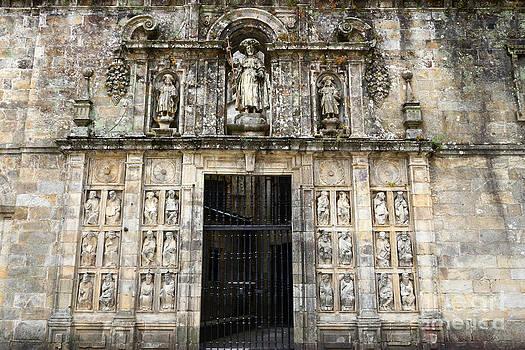 James Brunker - The Holy Door