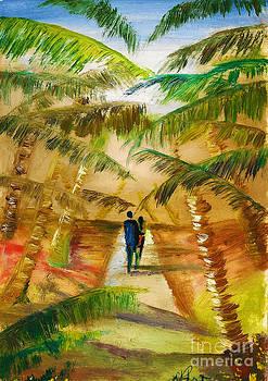 The Honeymooners by Donna Chaasadah