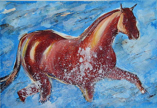 Ion vincent DAnu - The Horse and the Sea