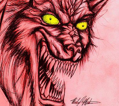 The Hyena by Michael Mestas