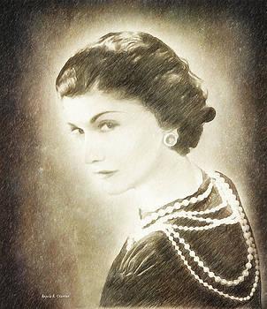 Angela A Stanton - The Icon of Elegance