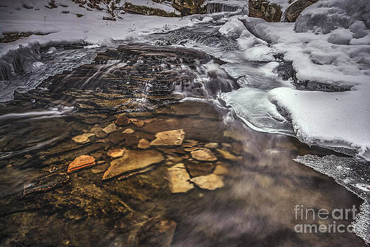 The Icy Edges at RGSP by Aaron Campbell