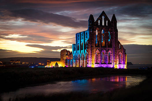 The Illuminated Abbey by Andrew Barker