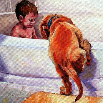 The Intruder by Kristy Tracy