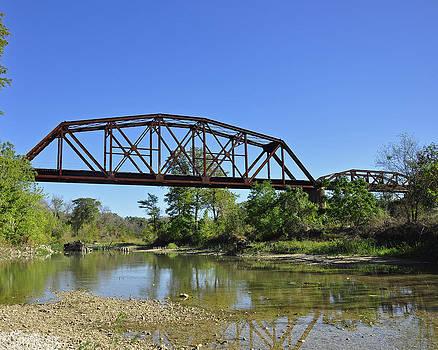 The Iron Bridge by Cherie Haines