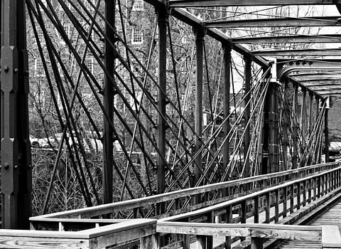 The Iron Bridge by Mary Zeman