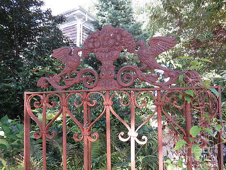 The  Iron Gate by David Lankton