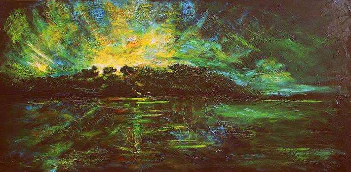 The Isle by Lyndsey Hatchwell