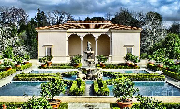 The Italian Garden by Karen Lewis