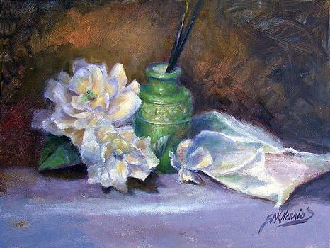 The Jade Vase by Sharen AK Harris