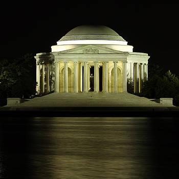 Kim Hojnacki - The Jefferson Memorial