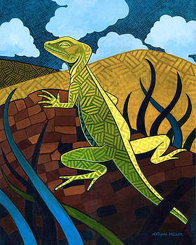 The Jesus Lizard by Nathan Miller