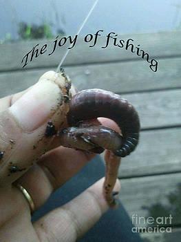 The Joy of fishing by Robin Coaker