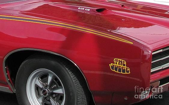 The Judge. Classic Cars Collection. by Ausra Huntington nee Paulauskaite