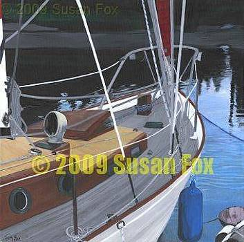 The Kea by Susan Fox