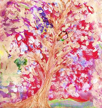 Anne-Elizabeth Whiteway - The Keepsake Tree