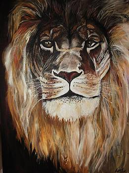 The King by Annamaria Shkurti