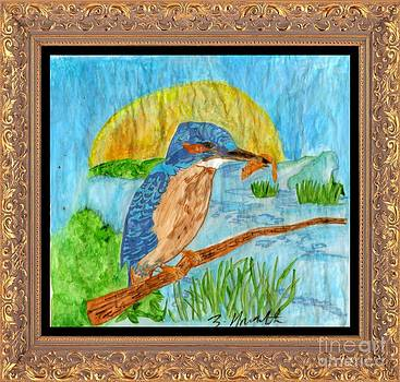 The King Fisher by Sylvia Howarth