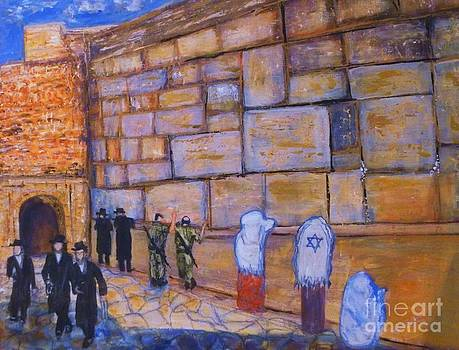 The Kotel by Donna Dixon