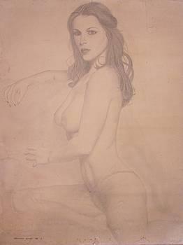 The Lady by Geni Gorani