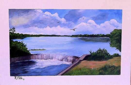 The Lake at Manahawkin by Rich Fotia