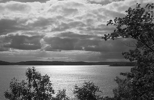 The Lake in Black and White by Jane Eleanor Nicholas