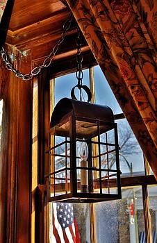 The Lantern in the Window by Jean Goodwin Brooks