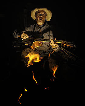 The Last Cowboy Song by Ron  McGinnis