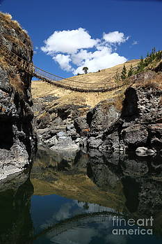 James Brunker - The Last Inca Rope Bridge