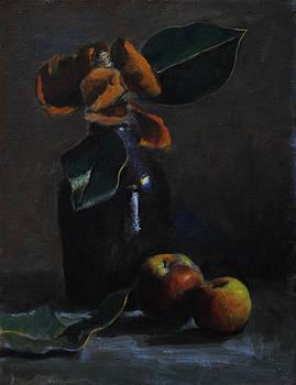 The Last Magnolia by Alan Cayton