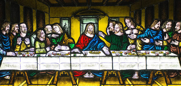 The Last Supper by Boyd Alexander