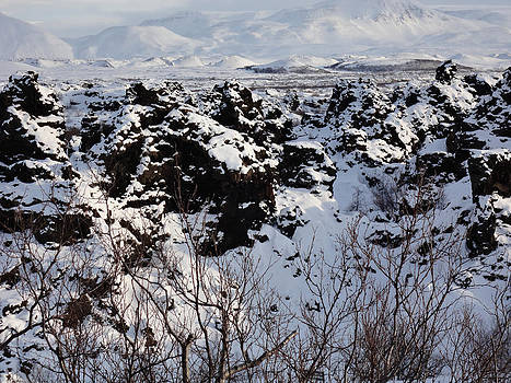 The Lava Fields by Derek Sherwin